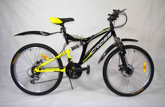 Велосипед IZH-BIKE CROSS 24""