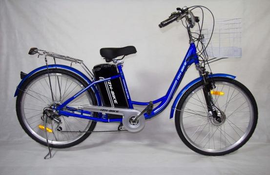 Электрический велосипед IZH-BIKE ELECTRA