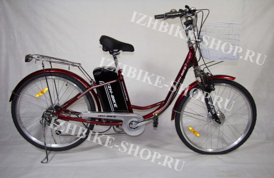 Электрический велосипед IZH-BIKE Electra (Li-ion) (2021)