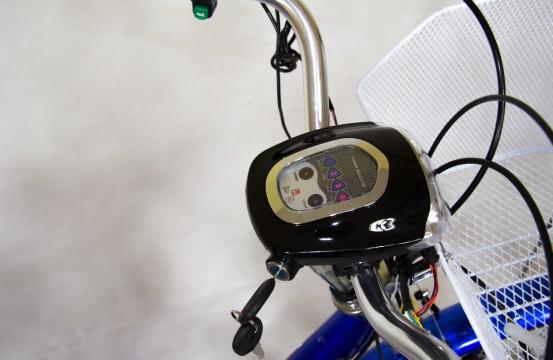 Электрический трехколесный велосипед для взрослых IZH-BIKE Farmer (Фермер)