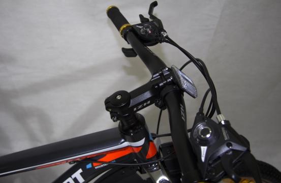 """Двухподвесный велосипед IZH-BIKE Rocket 26"""""""