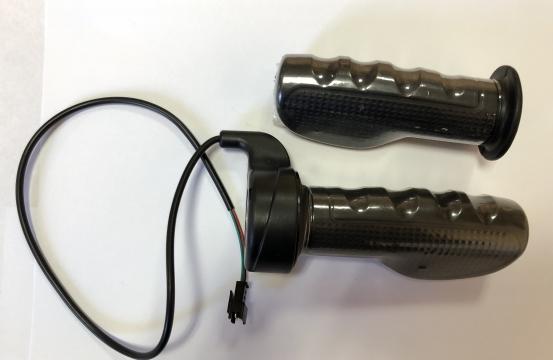 Ручка газа (электровелосипед) Передний привод