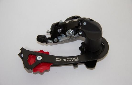 Задний переключатель передач Shimano Tourney RD-TZ50 6 скоростей